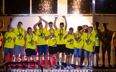 Elche, epicentro del waterpolo nacional gracias a la Superfinal del WP Kids Tour 2019