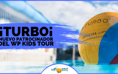 Turbo, nuevo partner oficial del WP Kids Tour